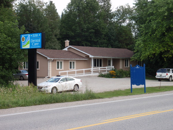 Erin Dental - Located at  9565 Wellington Rd, Hwy 124, Erin